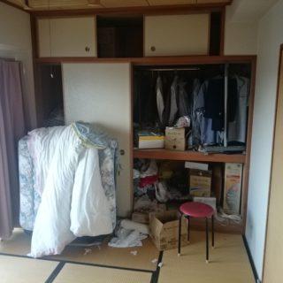 【遺品整理士認定協会】神戸市長田区 N邸 空家整理作業
