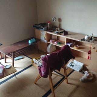 【遺品整理士認定協会】神戸市中央区 H邸 遺品整理作業