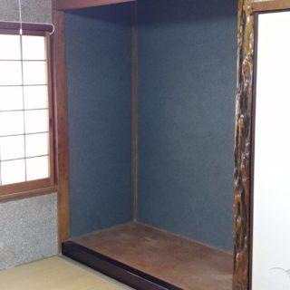 【遺品整理士認定協会】神戸市北区 K社 空家整理作業