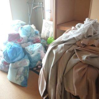 【遺品整理士認定協会】神戸市中央区 A邸 遺品整理作業