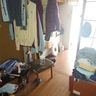 【遺品整理士認定協会】神戸市兵庫区 B邸 遺品整理作業