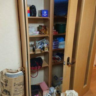 【遺品整理士認定協会】神戸市兵庫区 K邸 遺品整理・特殊清掃作業